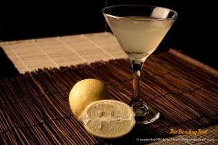 White Collar Crime Martini.
