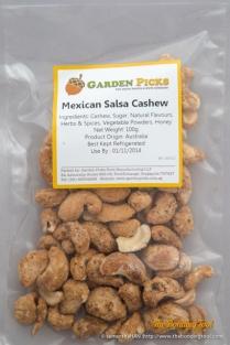 Mexican Salsa Cashew.