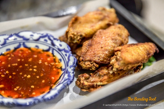 Chicken Wings S$9.