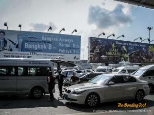 Phuket International Airport.