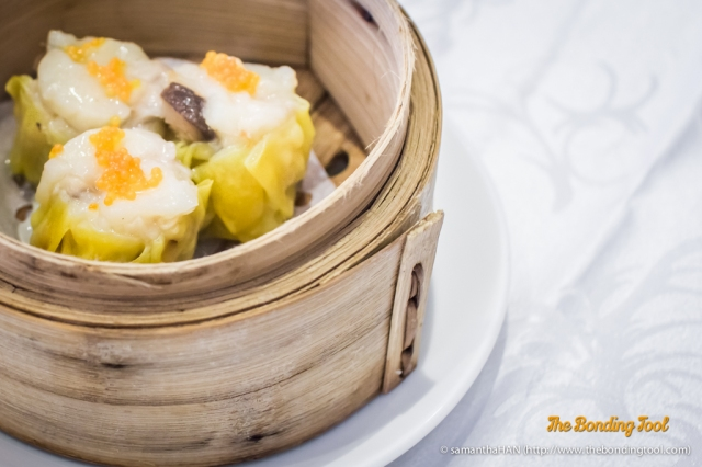 Scallop Siu Mai - S$1.80 each x 3.