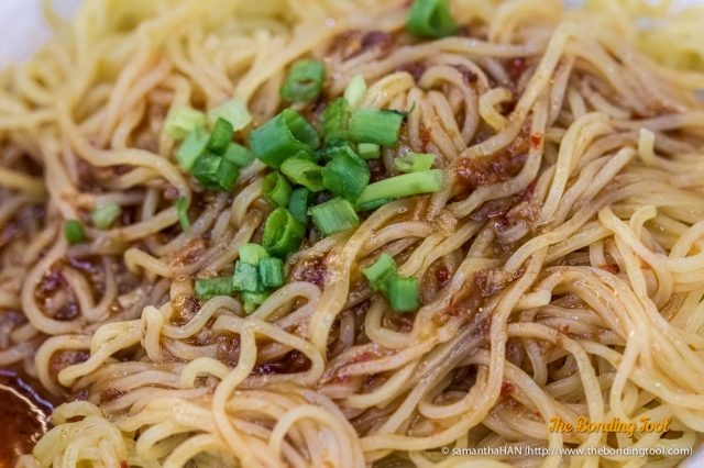Thin Egg Noodles (You Mian - 幼面 ).