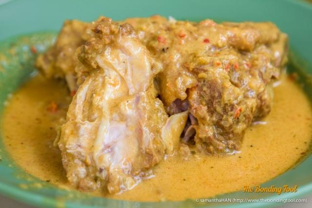 Ayam Masak Lemak Chilli Padi.