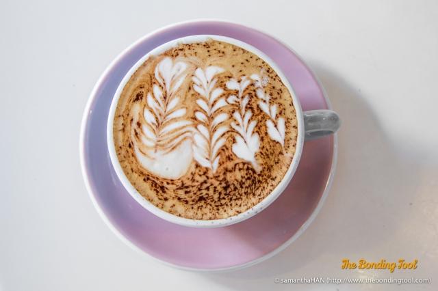 Cappuccino - S$4.90.