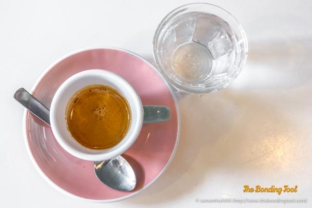 Espresso - S$3.50.