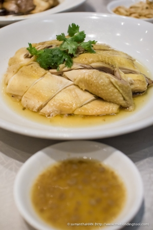 "普宁豆酱走地鸡 Teochew ""Puning"" Fermented Bean Chicken."
