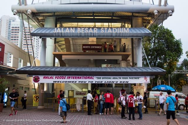 Jalan Besar Stadium.
