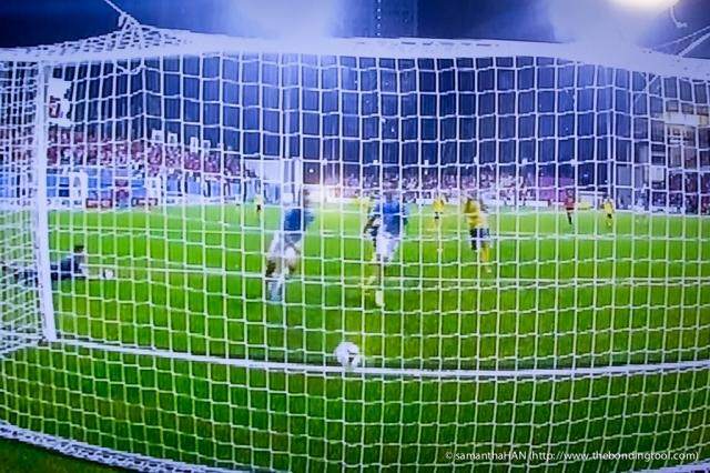 It's a marvelous goal!!!