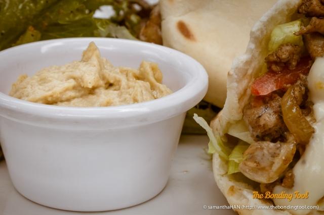 Hummus - Chickpea Dip.