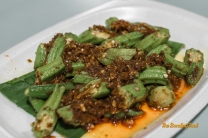 Sambal Ladies Fingers (Okra) - S$5.