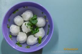 Khin Kee Handmade Fishballs.