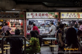 Khin Kee Fishball Noodle Stall.