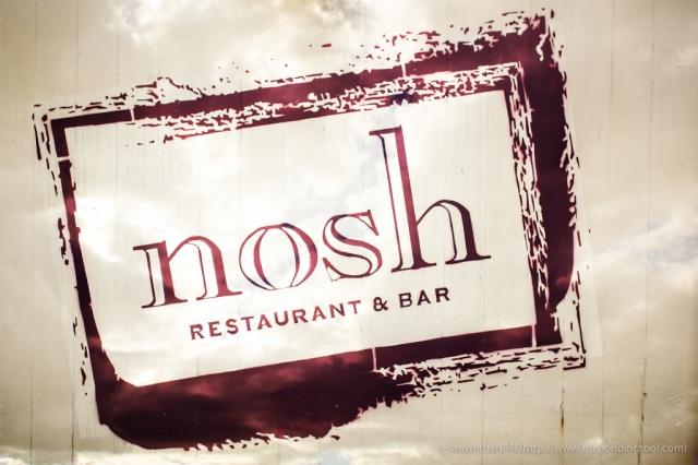 Nosh Restaurant & Bar.