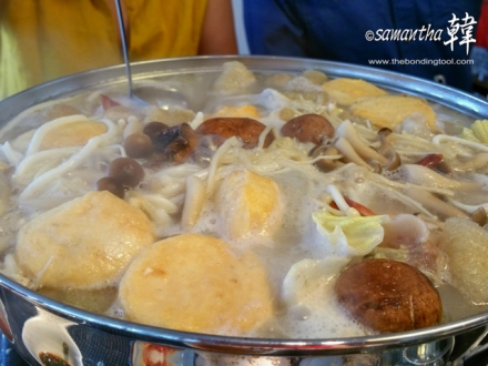 CNY Steamboat Lunch
