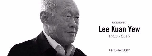 Remembering Lee Kuan Yew.