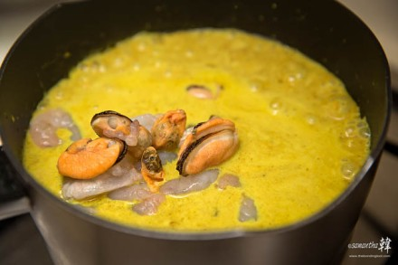 Seafood Masak Lemak Cili Padi 1