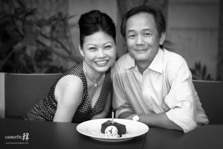 My best makan kaki and friend Yap Soon Cheong.