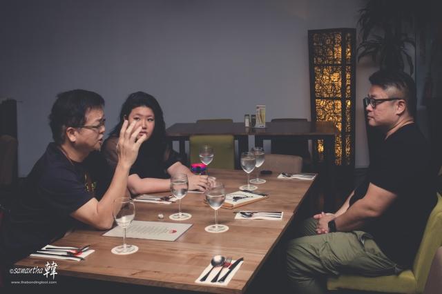 Johor Kaki, VCLUXE and Makoeats at Sunrise Bistro & Bar Media Invite.