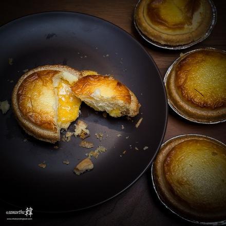Prima Deli Salted Yolk Lava Cheese Tarts.